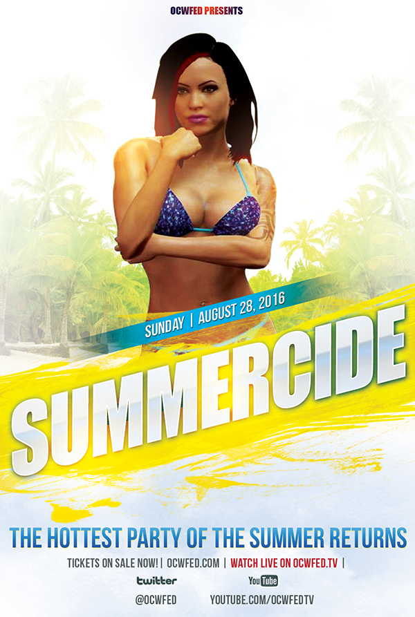 THE HOTTEST PARTY OF THE SUMMER!