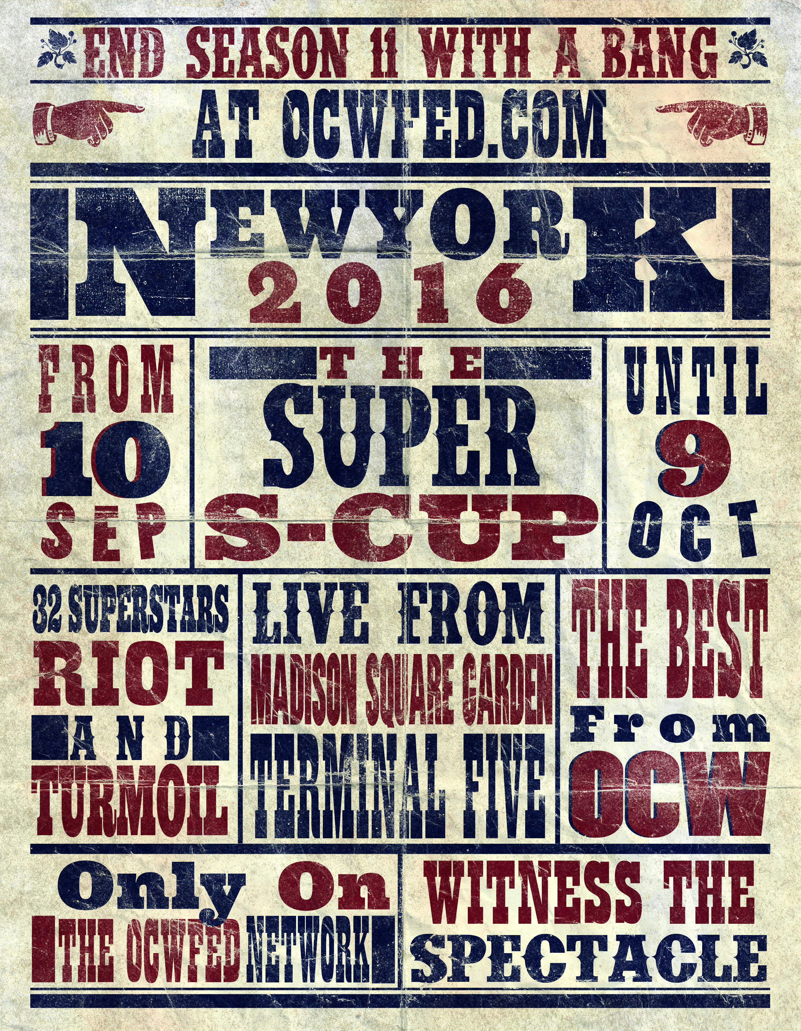 The Super S Cup 2016